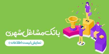بانک مشاغل شهری ایران